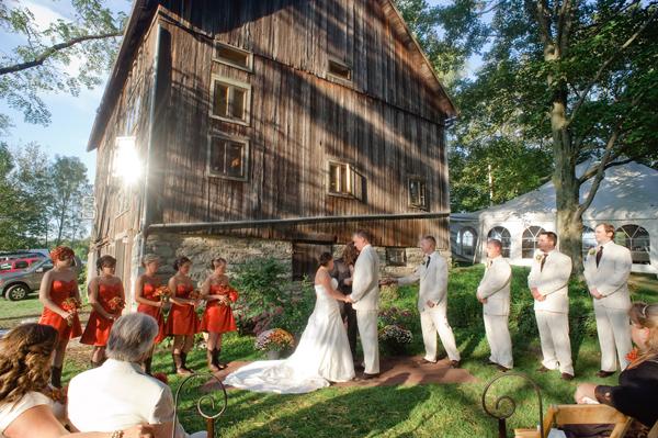 Columbus Ohio Barn Wedding Jessica Miller Photography