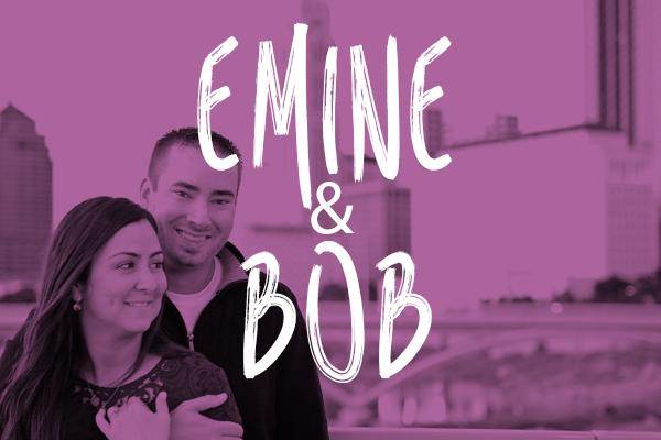 Emine and bob2'