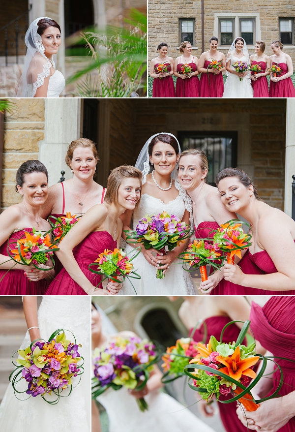 Franklin Park Conservatory Wedding006