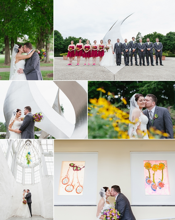 Franklin Park Conservatory Wedding015