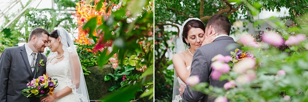 Franklin Park Conservatory Wedding016