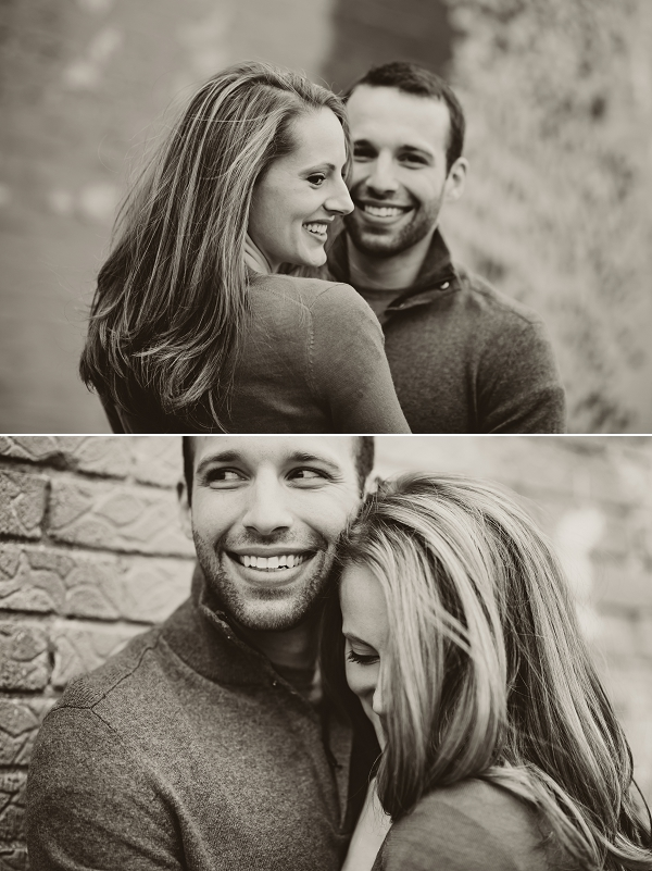 Clintonville engagement session