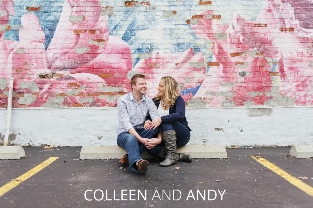 fun engagement in downtown columbus