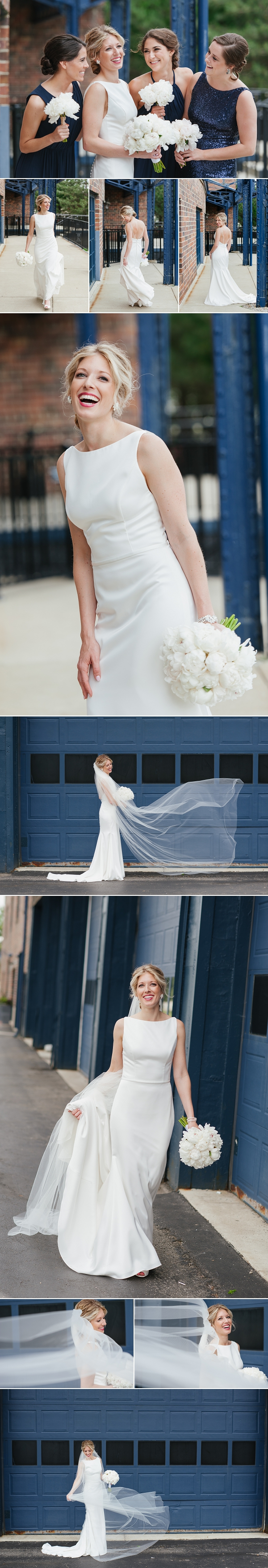 Bride at Dock 580
