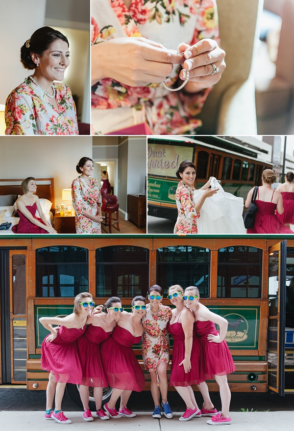 Franklin Park Conservatory Wedding002