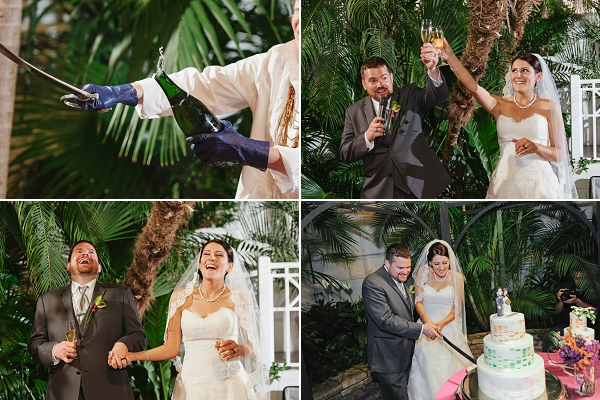 Franklin Park Conservatory Wedding019