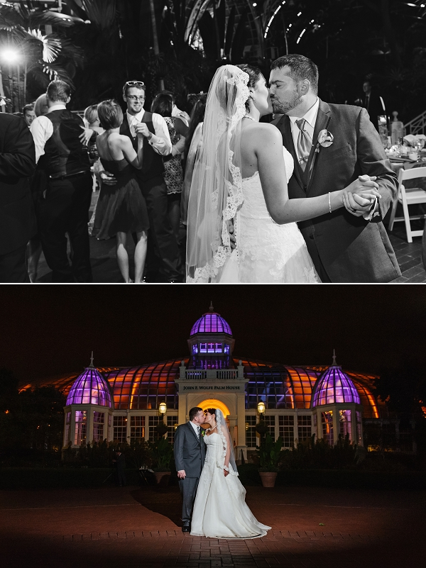 Franklin Park Conservatory Wedding021