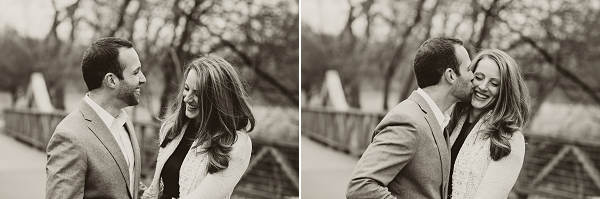 whetstone Clintonville engagement session
