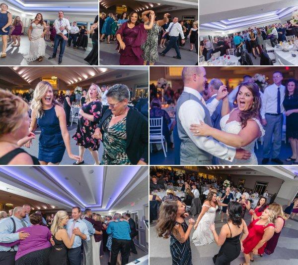 Swan Lake Event Center Wedding