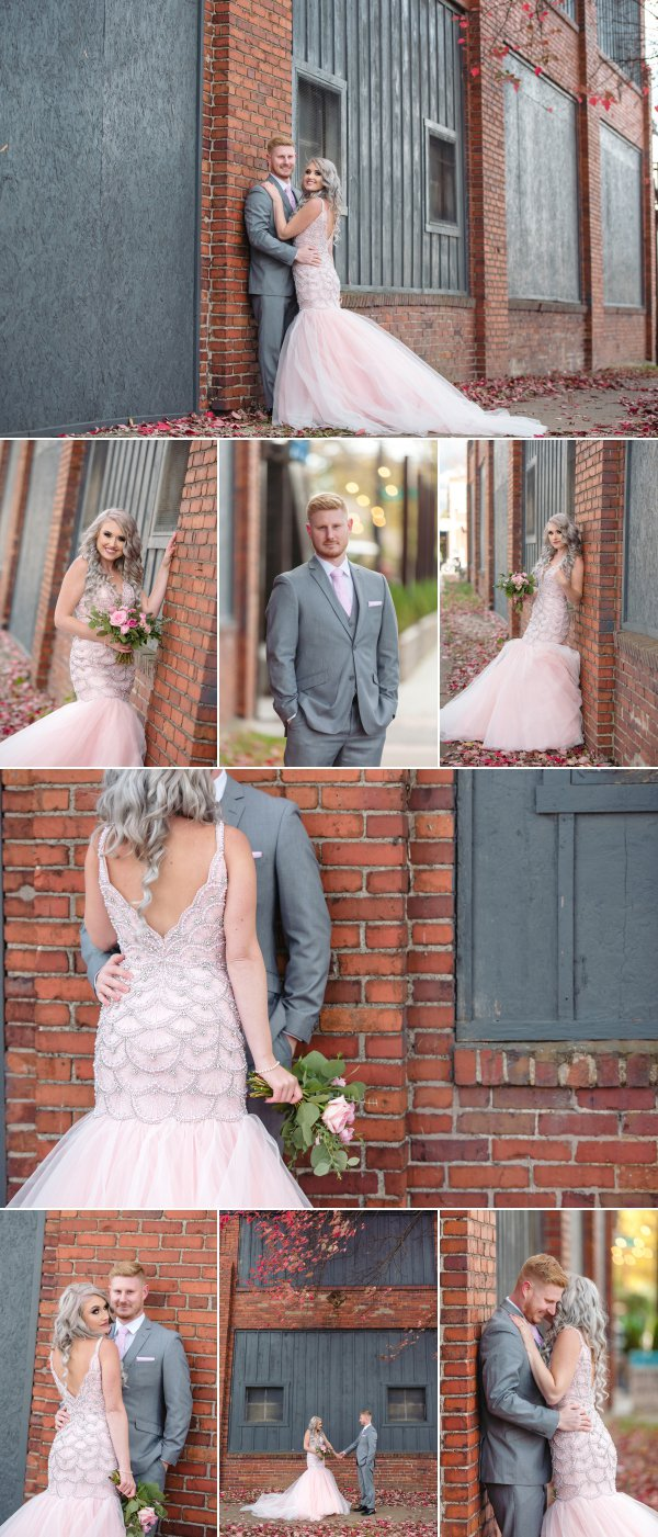 columbus ohio wedding portraits